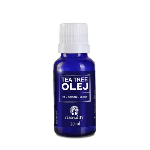 Tea Tree esenciální olej 20 ml Renovality
