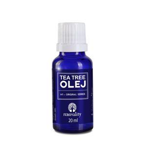 Renovality Tea Tree esenciální olej 20 ml