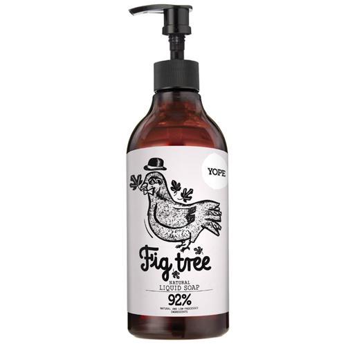 Tekuté koupelnové mýdlo Fík Yope