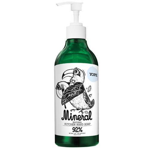 Tekuté  kuchyňské mýdlo Minerální Yope