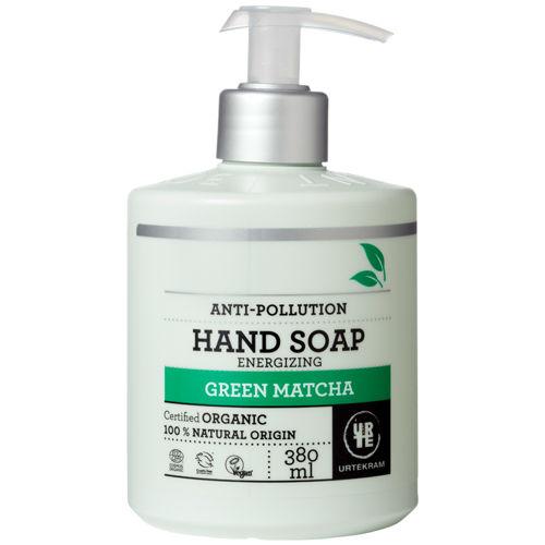 Tekuté mýdlo na ruce Matcha BIO Urtekram