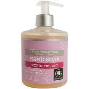 Urtekram Tekuté mýdlo na ruce Severská bříza antibakteriální