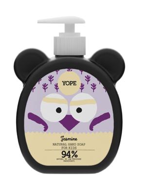 Yope Tekuté mýdlo pro děti Jasmín