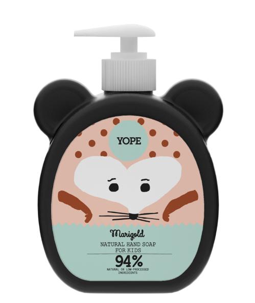 Tekuté mýdlo pro děti Měsíček Yope