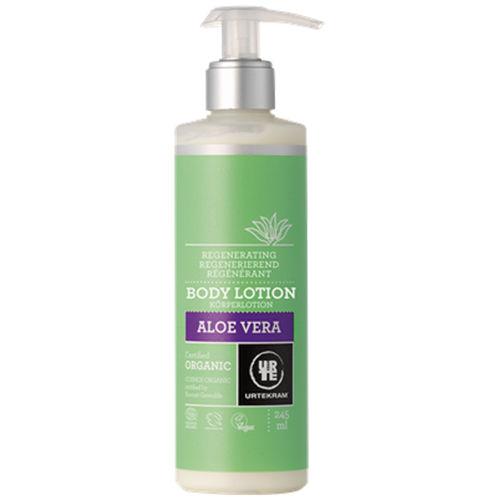 Tělové mléko Aloe vera 245 ml Urtekram