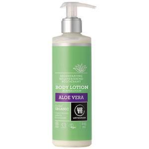 Urtekram Tělové mléko Aloe vera 245 ml