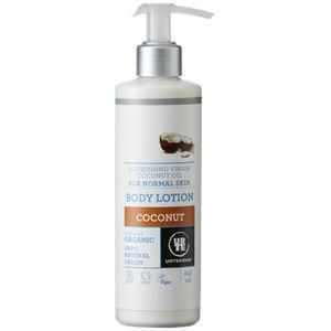 Urtekram Tělové mléko Kokos 245 ml