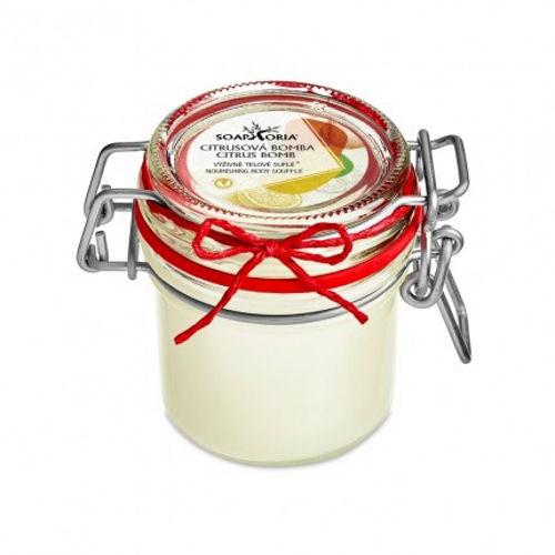 Tělové suflé Citrusová bomba Soaphoria