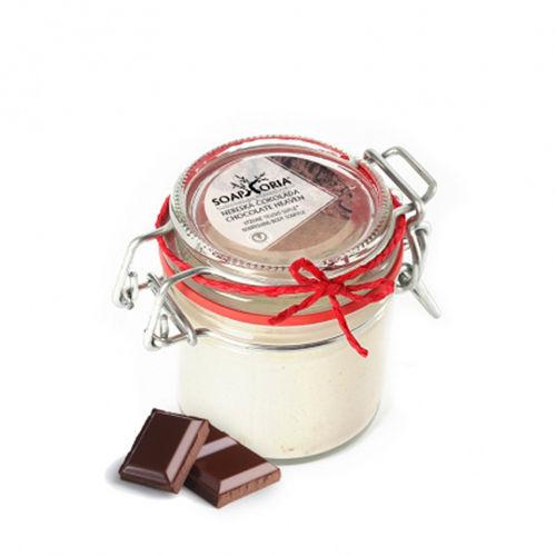 Tělové suflé Nebeská čokoláda Soaphoria