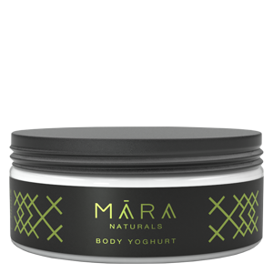 Mara Naturals Tělový jogurt Rebarbora