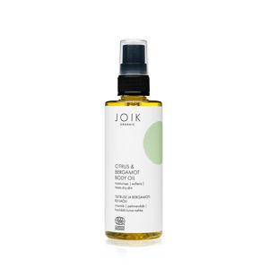 JOIK ORGANIC Tělový olej s citrusy a bergamotem expirace 6/2021