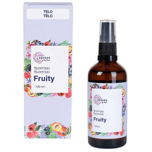 Navia Tělový olej Senses FRUITY