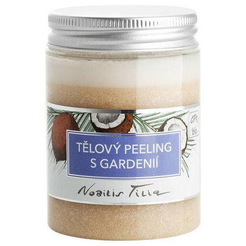 Tělový peeling s gardenií Nobilis Tilia