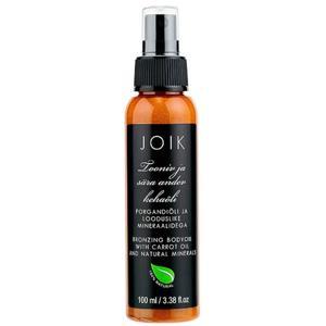 Joik Tónovací a třpytivý tělový olej