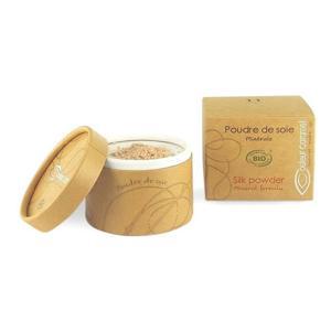 Couleur Caramel Transparentní hedvábný pudr Silk Powder