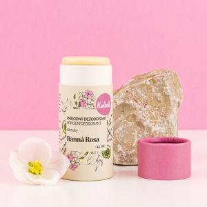 Navia/Kvitok Tuhý deodorant Ranní rosa