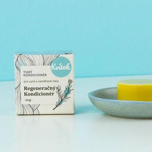 Navia/Kvitok Tuhý kondicionér - Regenerační pro suché a namáhané vlasy
