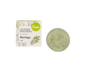 Navia Tuhý šampón s kondicionérem proti lupům - Moringa 25 g