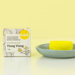 Navia Tuhý šampón s kondicionérem - Ylang Ylang 25 g