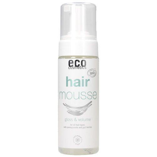 Tužící pěna na vlasy BIO Eco Cosmetics