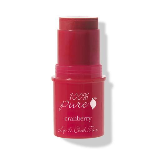 Fruit Pigmented® tyčinka na tváře a rty Cranberry Glow 100% Pure