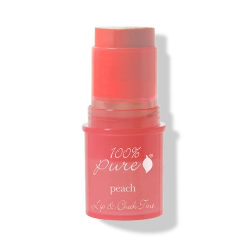 Tyčinka na tváře a rty Peach Glow 100% Pure
