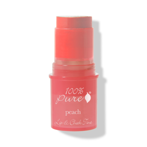 100% Pure Fruit Pigmented® tyčinka na tváře a rty Peach Glow