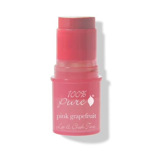 Fruit Pigmented® tyčinka na tváře a rty Pink Grapefruit Glow 100% Pure