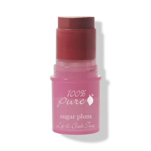 100% Pure Fruit Pigmented® tyčinka na tváře a rty Sugar Plum Sheer