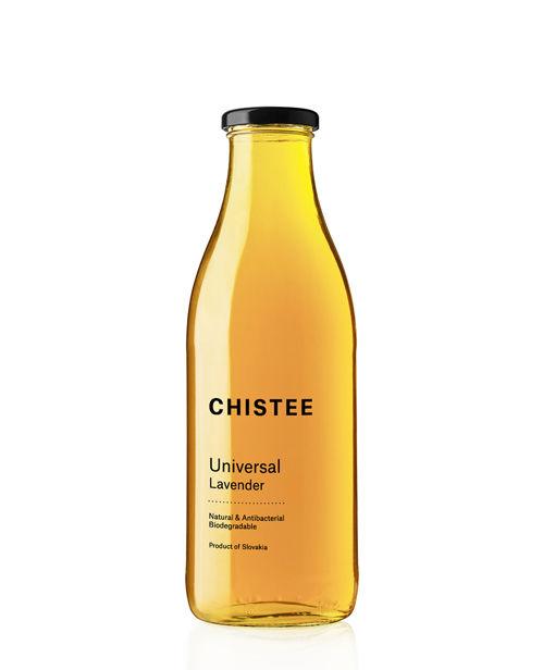 CHISTEE Univerzální čistící koncentrát ve skle Lavender 1060 ml CHISTEE