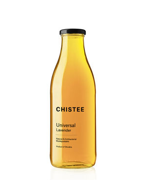 CHISTEE CHISTEE Univerzální čistící koncentrát ve skle Lavender 1060 ml