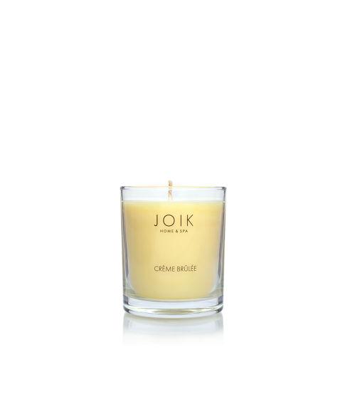 Vonná svíčka ze sojového vosku Crème brûlée JOIK HOME & SPA