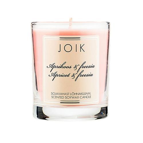 Vonná svíčka Apricot & fresia JOIK HOME & SPA