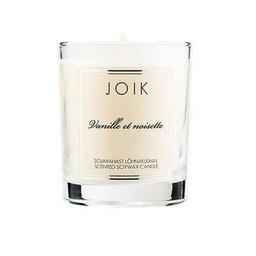 Vonná svíčka Vanilka a lískový ořech Joik