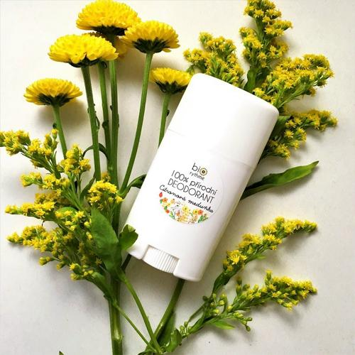 Výhodný XXL deodorant Citronová meduňka Biorythme