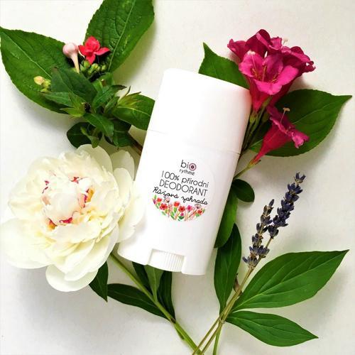 Výhodný XXL deodorant Růžová zahrada Biorythme
