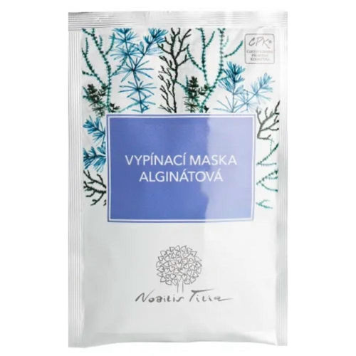 Vypínací maska alginátová 30 g Nobilis Tilia