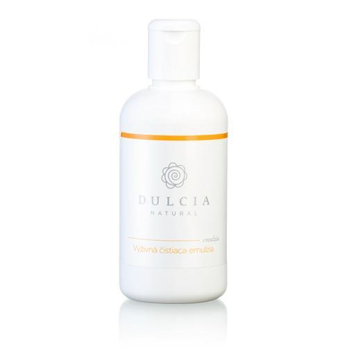 Výživná čistící emulze 250 ml Dulcia natural