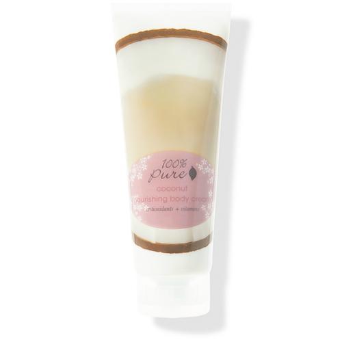 Výživný tělový krém Kokos 100% Pure