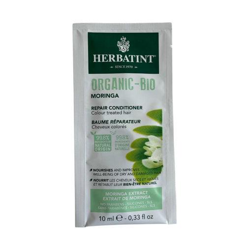 VZOREČEK Bio kondicionér na barvené vlasy Moringa Repair Herbatint