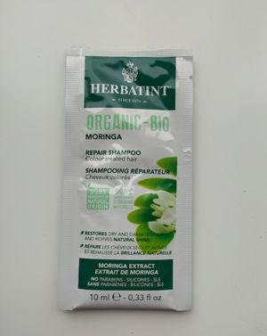 Herbatint VZOREČEK Bio šampon na barvené vlasy Moringa Repair