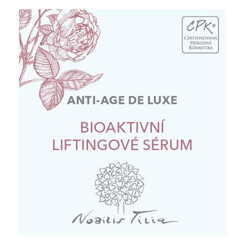 VZOREČEK Bioaktivní liftingové sérum Nobilis Tilia