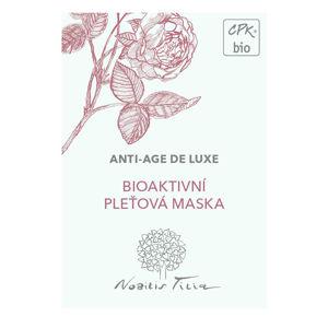 Nobilis Tilia VZOREČEK Bioaktivní pleťová maska