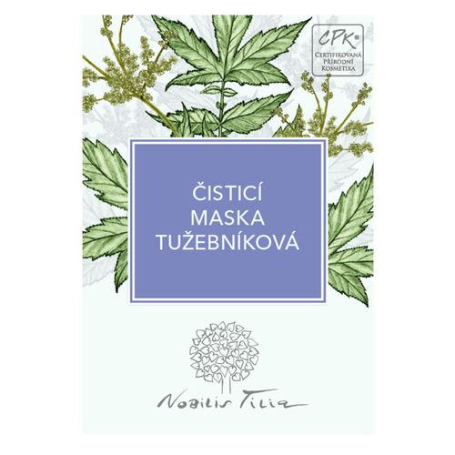 VZOREČEK Čisticí maska tužebníková  Nobilis Tilia