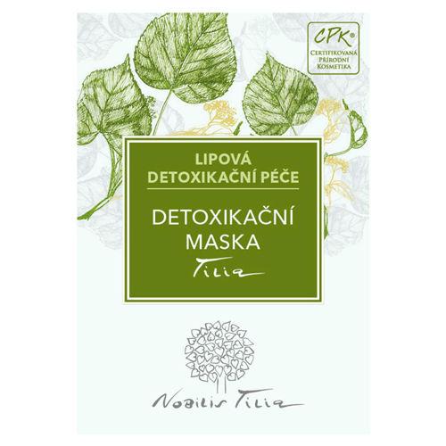 VZOREČEK Detoxikační maska Tilia Nobilis Tilia