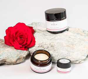 Anela VZOREČEK Důvěrný pan Růže - jemný krémový deodorant