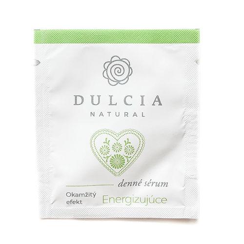 VZOREČEK Energizující denní sérum Dulcia natural