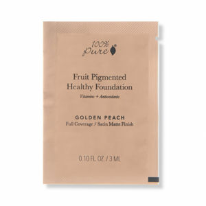 100% Pure VZOREČEK Fruit Pigmented® Zdravý make-up Golden Peach