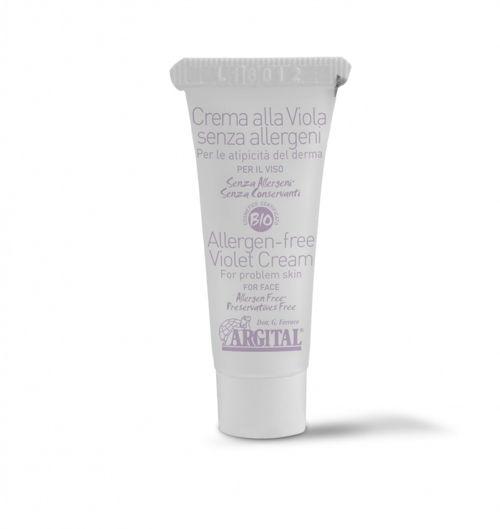 VZOREČEK ARGITAL Hypoalergenní krém na obličej s violkou  Argital