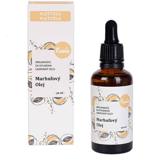 VZOREČEK Meruňkový olej Navia/Kvitok
